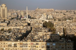 One of the oldest continuously inhabited cities on Earth, Aleppo became a staging ground and refuge for tens of thousands of Genocide survivors.