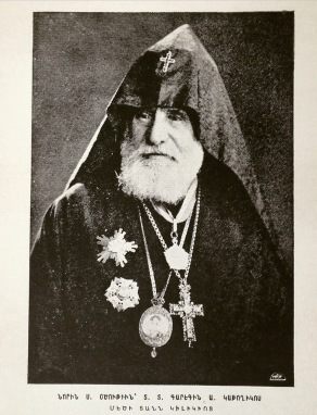A bishop with faith, character, intellect and a vision, Garegin Hovsepian battled the Turks at Sardarabad, published books on Armenian manuscript illumination, served as Primate of the Armenian Diocese of America and later as Catholicos of the Great House of Cilicia.