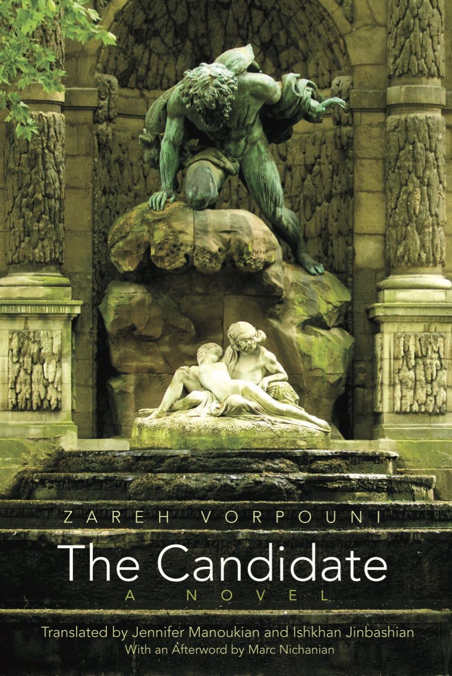 The Candidate cover