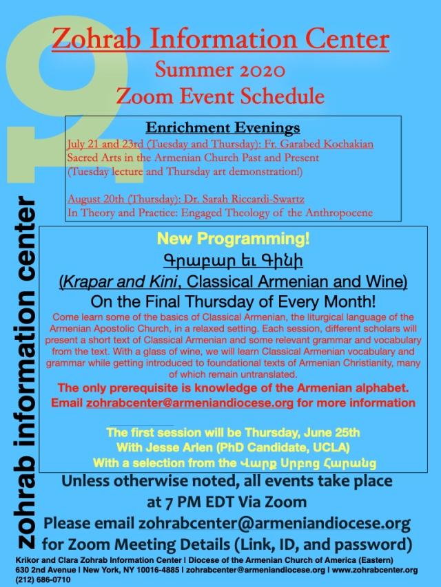 Summer 2020 ZIC Schedule .001